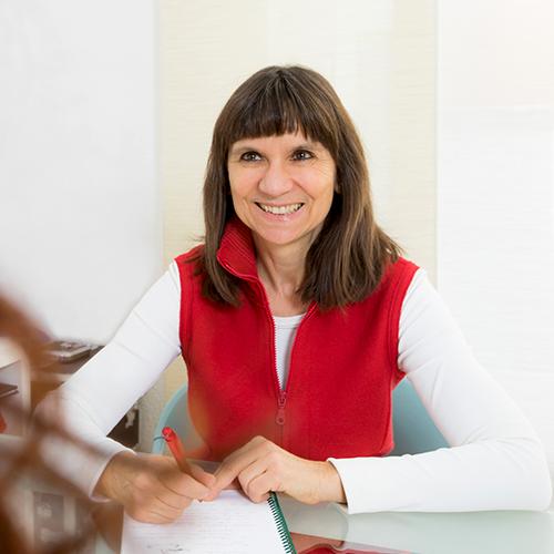 Kristina Groterhorst von der Praxis für Naturheilkunde Groterhorst